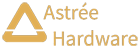 Astrée Hardware , Quincaillerie , poignée Logo